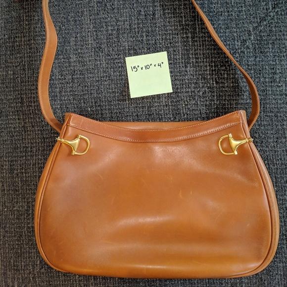 4d5fb5b9d6 Gucci Bags | 1970 Vintage Shoulderbag | Poshmark